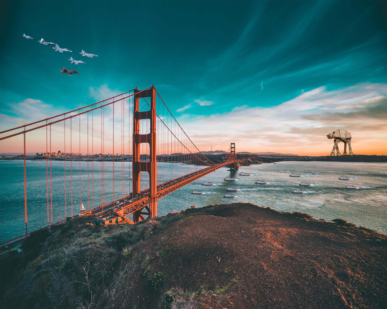 Une attaque sur San Francisco